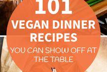 Vegan recipes / Vegan recipes that you can make yourself at home!