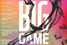 The Big Game / Nuestro secreto mejor guardado no es precisamente pequeño: un día tan repleto de actividades que te parecerá que hemos comprimido el tiempo y el espacio.  Si te gustan los juegos de mesa, de rol o de rol en vivo. Si nunca los has probado y necesitabas una excusa. Si quieres pasar un día divertido en familia, con amigos, o tú solo... The Big Game.  The Big Game donará toda la recaudación del evento para una causa benéfica.   Más información en: https://www.facebook.com/despertalia