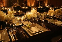 {entertaining} table scape