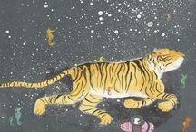 Tigers / by Laura Ottina