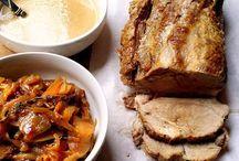 Porkneck roast
