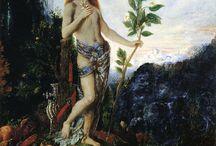 Artist - Gustave Moreau / by Jeanne Medina
