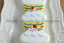 Icing Ideas: Cupcakes, Cones & Candy