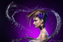 Aqua Portraits / Photographer - Alex Torb http://www.torb.ru