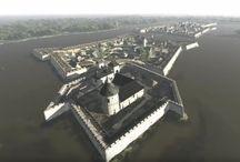 Magyar Várak a középkorban!