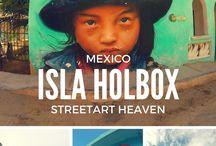Reisen - Mittelamerika
