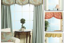 window treatments / by Mary Beiter