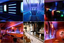 Nightclub and Bar Design / Nightclub and bar designs by qmc
