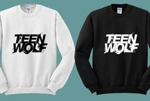 Merchandise / Teen Wolf • Quantico • OITNB • The Hunger Games • Divergent • Maze Runner •
