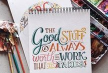 idézetek,festve