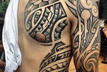 Maori tats