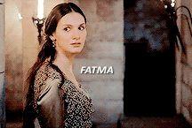 Fatma Sultan/Hatun - Magnificent Century