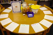 The Centered School Library  / Posts from my blog about learning centers in the elementary school library / by Cari Young