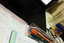 my study routine