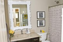 Budget Bathrooms Remodels / Any kind of significant Bathroom Renovation can be expensive because of the high cost bathroom essentials but there are a lot of simple things you can do in a few hours to totally makeover your bathroom on a budget. / by Remodel Works