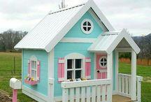 Casas para niñas