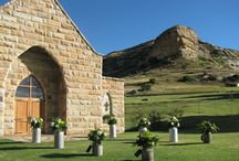 Wedding Venues / Venues in South Africa for a spring wedding from 100 - 150 guests