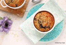 Gezond eten en gezond gebak