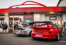 911 Garage - RWB Event
