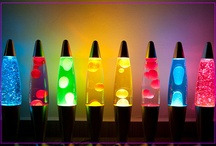 Other cool lights / fun, colourful lighting