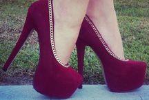 pantofi de toc
