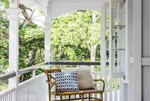 Deck, Porch, Terrace & Patio