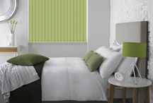 New Vertical Blinds for 2018 / With colours, textures and patterns to suit every taste, our vertical blinds are versatile, easy to maintain and offer light control at your fingertips.