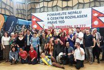 Pomoc pro Nepál