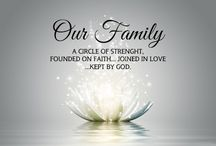 Family Quotes / Beautiful quotes about family from all over the world.