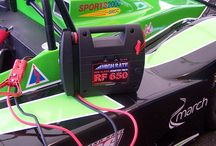 Engine Start / Use our portable powerpacks for engine starting to help protect your on-board battery. Easily portable, carry on to the grid, in the pitlane or simple in the paddock or pit garage.