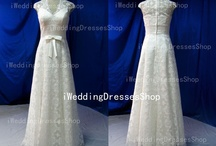 Wedding Gowns / by Tina Anderson