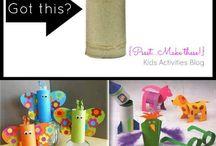 Toiletpaper craft