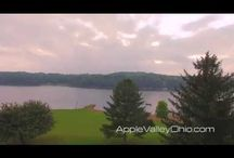 Apple Valley Ohio Drone Videos / Explore the glorious views at The Apple Valley Lake in Howard Ohio with our unique drone footage! View the lake from high above and see the beaches, clubhouse, parks, and more of the community like never before! Find more information and view all real estate for sale at The Apple Valley Lake by visiting http://www.applevalleyohio.com