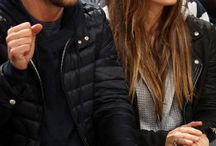Justin Timberlake with Jessica