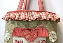 Bags, totes, pouches / All repinned