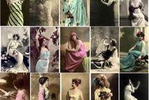 vintage foto's