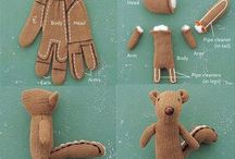 Handmade animals