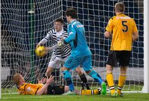 Annan Athletic 15 March 16 / Pictures from the SPFL League Two game against Annan Athletic.  Match played at Hampden Park on Tuesday 15th March 2016.  Annan won the game 3-1.