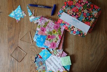 English Paper Piecing / English Paper Piecing, how to English paper piece, EPP tips and tricks, english paper piecing quilts,
