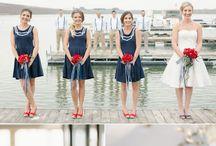 esküvő tengerészes