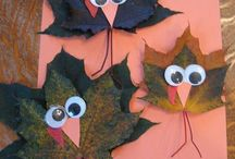 Kids seasonal crafts