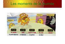 FLE: Temps (expressions) / L'heure, les dates, la météo