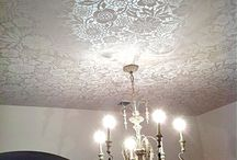 Lace Home Decor