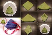 Craft / Napkin folding