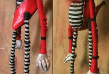 Marionettes & Dolls