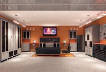 Man Caves / Really cool Man cave ideas
