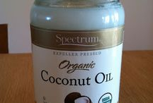 Things to make with coconut oil / Making things