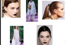 Gymnasiearbete styling 4, AW16 Vouge / Christian Dior Modell: Johanna Salö Stylist: Viktorija Martinova Bergman