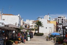 Places I have been to: Algarve, Portugal