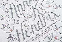 TypoGraphy / by Valerie Avendano